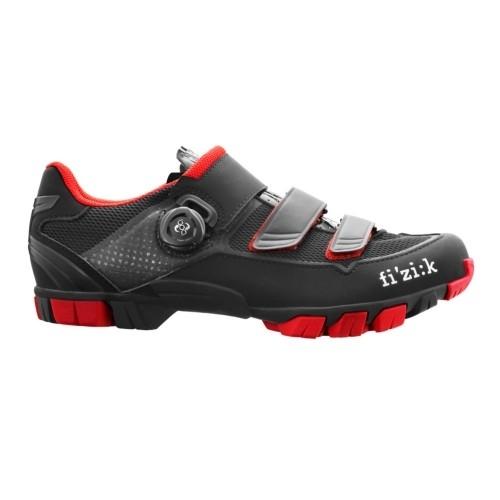 Παπούτσια Fizik M6B Uomo Black / Red
