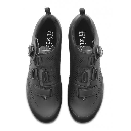 Παπούτσια Fizik TERRA X5 Uomo Black / Black Δαλαβίκας bikes