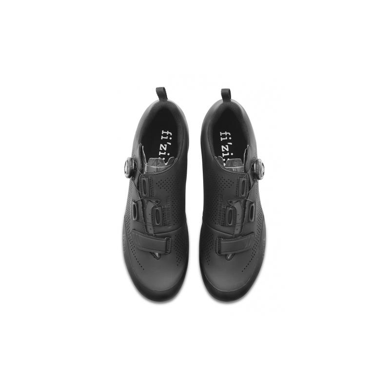 Παπούτσια Fizik TERRA X5 Uomo Black / Black Dalavikas bikes