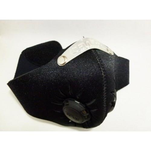 Μάσκα προστασίας με ανταλλακτικό φίλτρο ανεργού άνθρακα της SetLaz.
