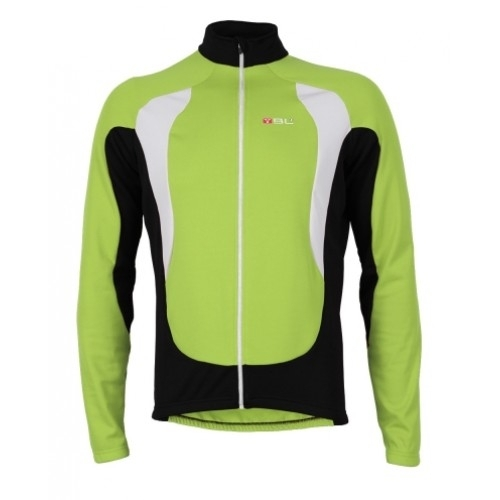 Μπλούζα με μακρύ μανίκι Bicycle Line. Dual πράσινη