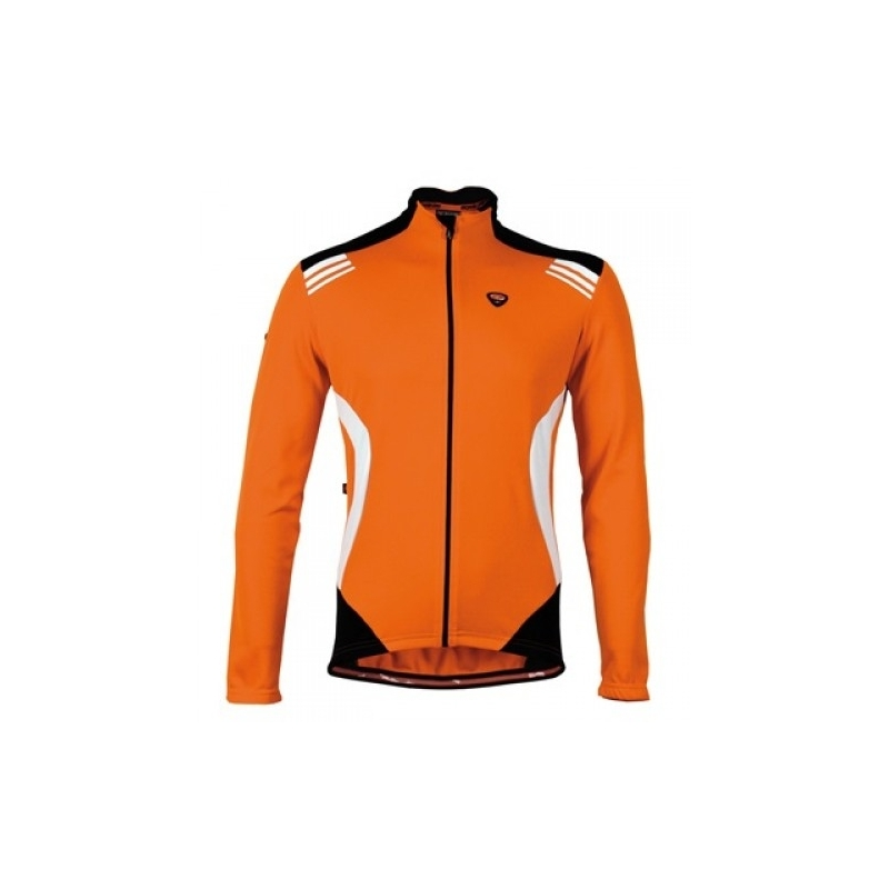 1a8587b40a37 Μπλούζα με μακρύ μανίκι Bicycle Line. IMPETO πορτοκαλί - Δαλαβίκας bikes
