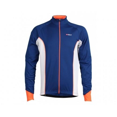 Μπλούζα με μακρύ μανίκι Bicycle Line. Ritmo μπλε