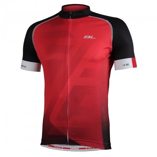 Μπλούζα Bicycle Line με κοντό μανίκι Morgan Pro - Κόκκινο.