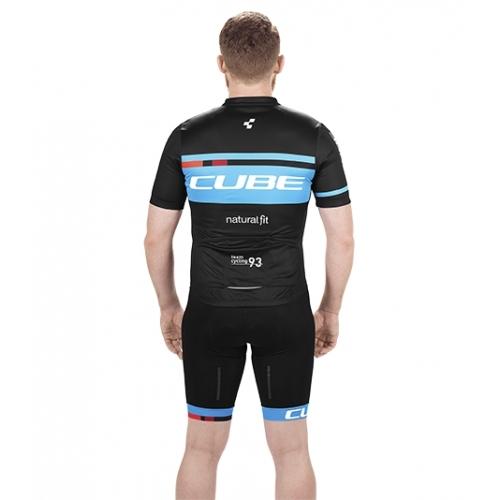 Μπλούζα με κοντό μανίκι Cube Teamline Jersey Competition S/S - 10988