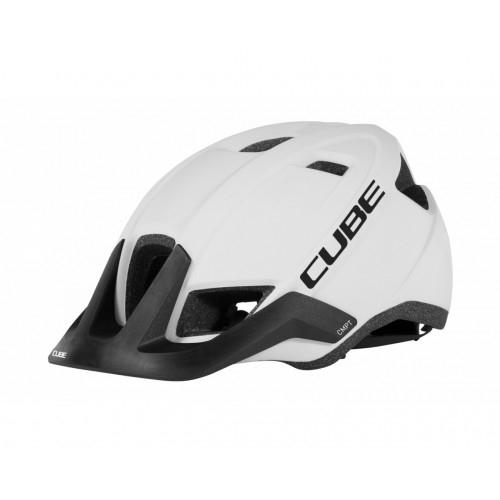 Κράνος Cube CMPT - White 'n' Black 16032