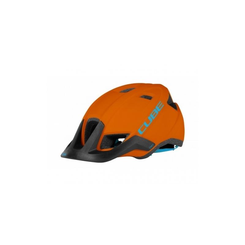 Κράνος Cube CMPT Orange 'n' Blue 16035