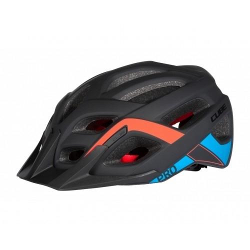 Κράνος Cube Helmet PRO TeamLine Black 16039