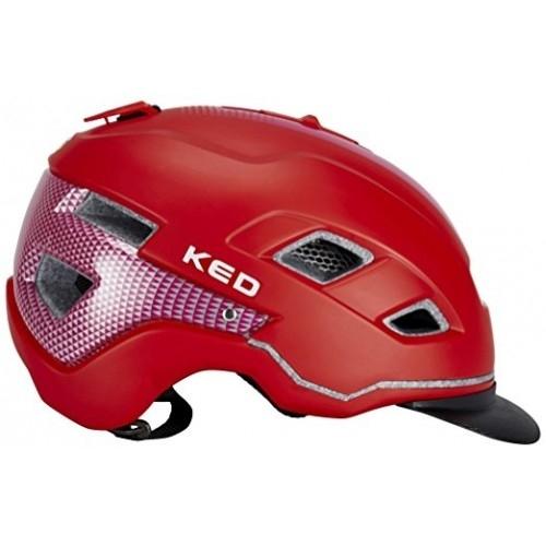 Κράνος Ked Berlin Red Violet. Δαλαβίκας bikes