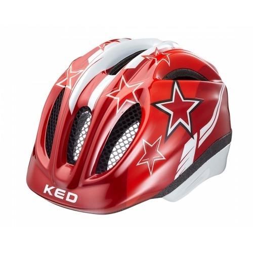 Κράνος Ked Meggy. Red Stars. Δαλαβίκας bikes