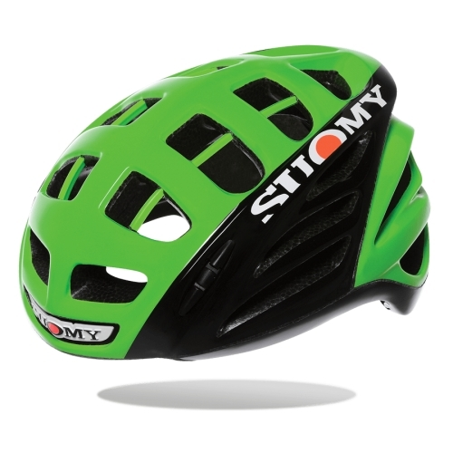 Κράνος Suomy Gun Wind HV Green/Black Δαλαβίκας bikes