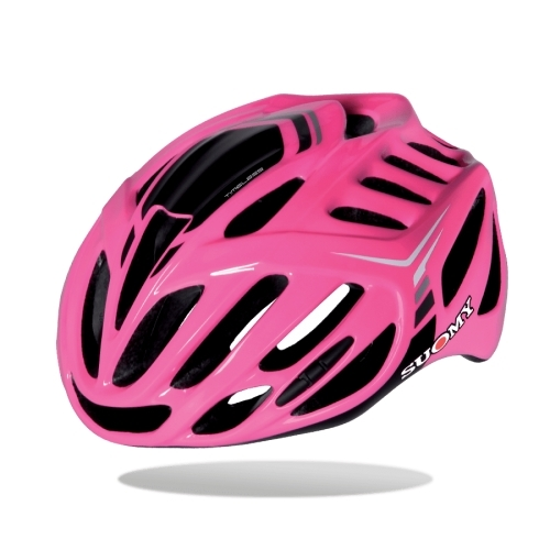 Κράνος Suomy Timeless Fuxia/Anthracite Δαλαβίκας bikes