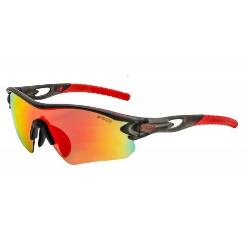 Γυαλιά Ποδηλασίας R2 PROOF - Μαύρο