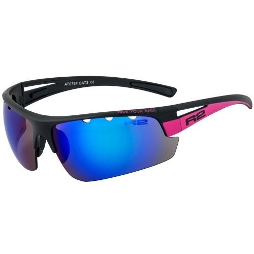 Γυαλιά Ποδηλασίας R2 SKINNER - Μαύρο/Ρόζ