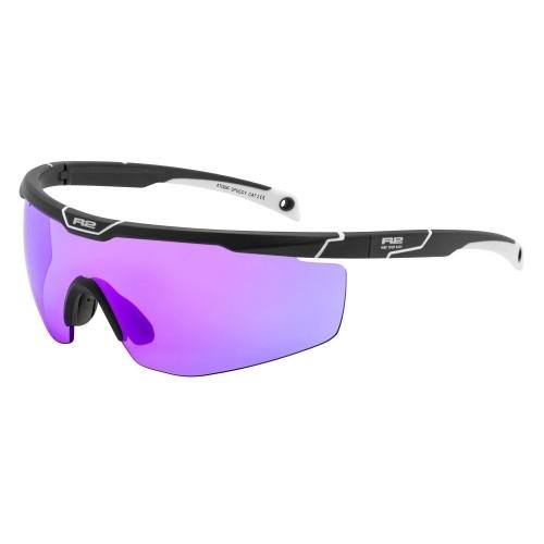 Γυαλιά Ποδηλασίας R2 SPEEDY - Μαύρο/Άσπρο