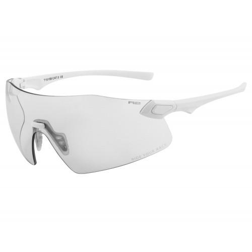 Γυαλιά Ποδηλασίας R2 VIVID XL - Άσπρο Δαλαβίκας bikes