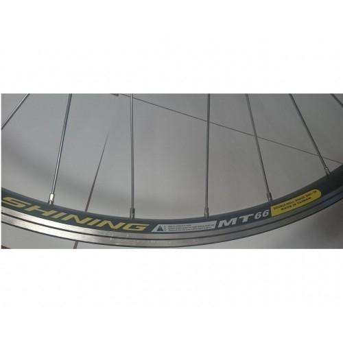 Τροχός 29 Δίπατος - Οπίσθιος κασσέτα , για V-Brake Δαλαβίκας bikes