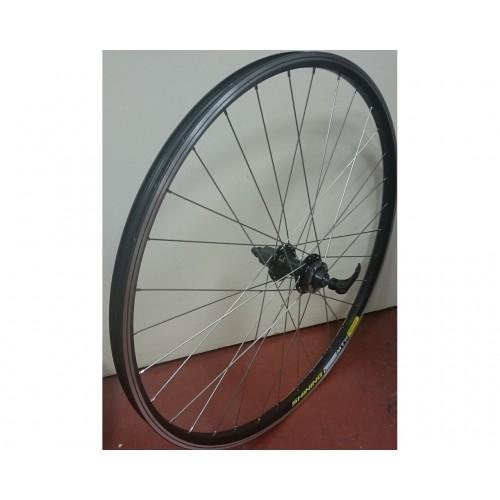 Τροχός 29 Δίπατος - Οπίσθιος κασσέτα , για δισκόφρενο Δαλαβίκας bikes