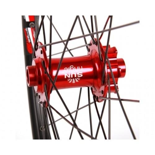 Κέντρα Sunringle Demon Εμπρός 32Τ 20mm Κόκκινο Δαλαβίκας bikes