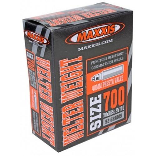 Αεροθάλαμος Maxxis 700x18/25 F/V 48 mm Welter Weight Δαλαβίκας bikes
