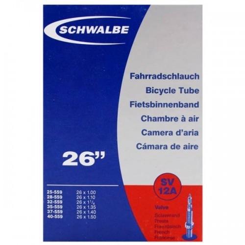 Αεροθάλαμος Schwalbe 26 x 1.00-1.50 (25/40-559) SV-12A