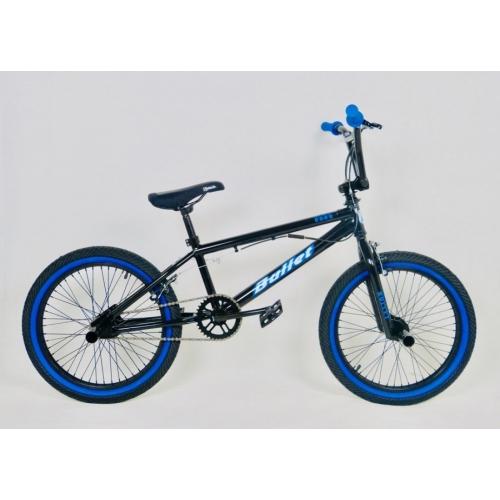 Ποδήλατο ΒΜΧ Bullet Bora μαύρο μπλε