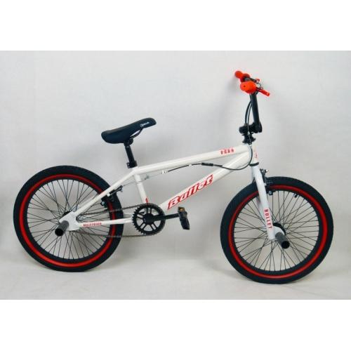 Ποδήλατο ΒΜΧ Bullet Bora λευκό κόκκινο