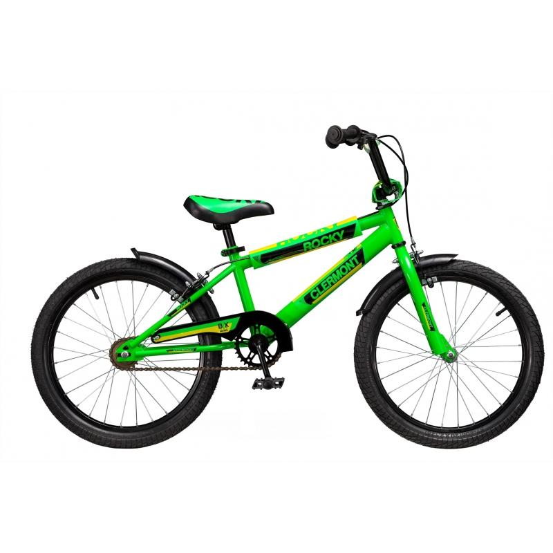 """Παιδικό Ποδήλατο Rocky 18"""" Clermont Dalavikas bikes"""