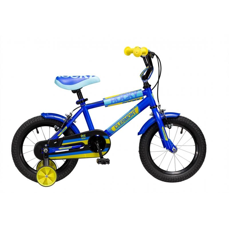 """Παιδικό Ποδήλατο Rocky 16"""" Clermont Dalavikas bikes"""