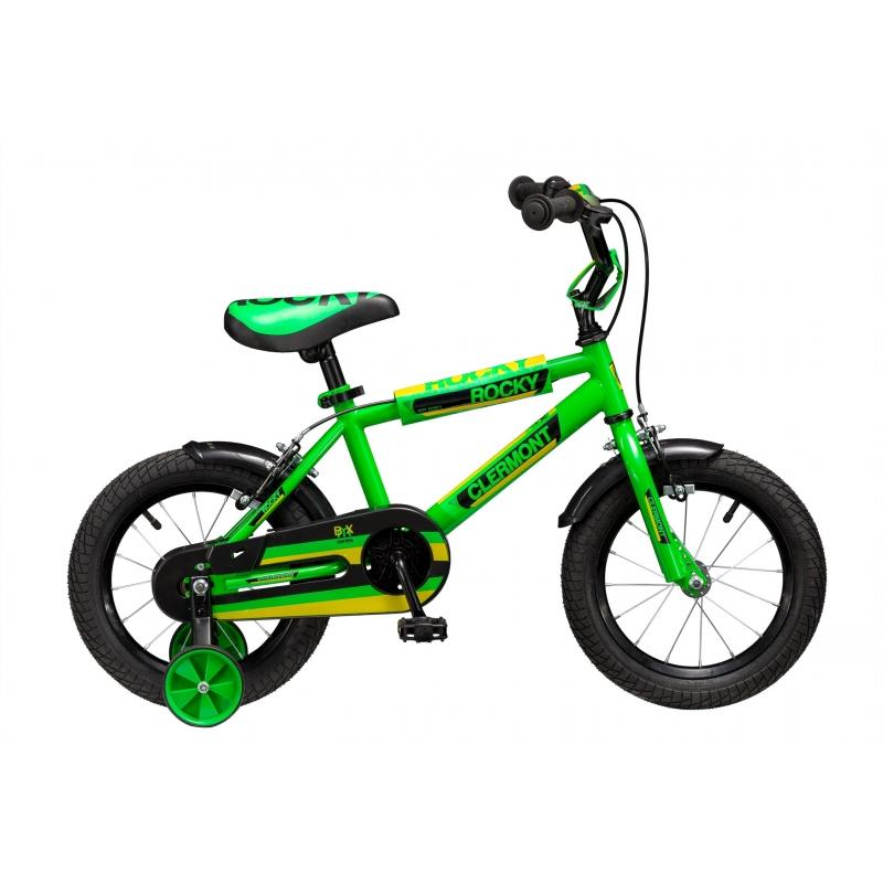 """Παιδικό Ποδήλατο Rocky 12"""" Clermont Dalavikas bikes"""