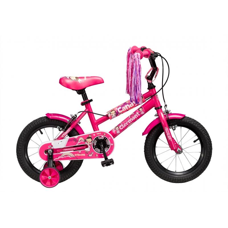 """Παιδικό Ποδήλατο Candy 18"""" Clermont Dalavikas bikes"""