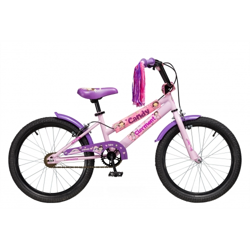 """Παιδικό Ποδήλατο Candy 20"""" 2019 Clermont"""
