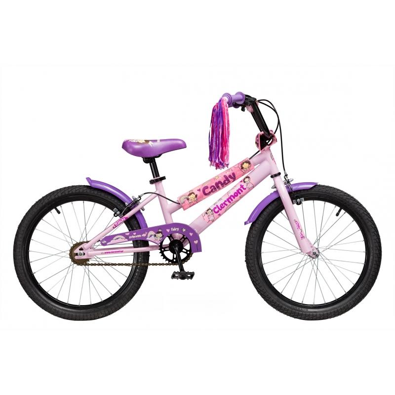 """Παιδικό Ποδήλατο Candy 20"""" Clermont Dalavikas bikes"""