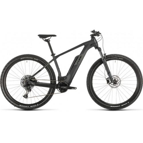 Cube Reaction Hybrid PRO 500 Iridium 'n' Black - 2020 Δαλαβίκας bikes