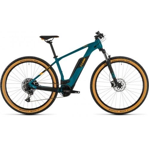 Cube Reaction Hybrid PRO 500 Pinetree 'n' Orange - 2020 Δαλαβίκας bikes