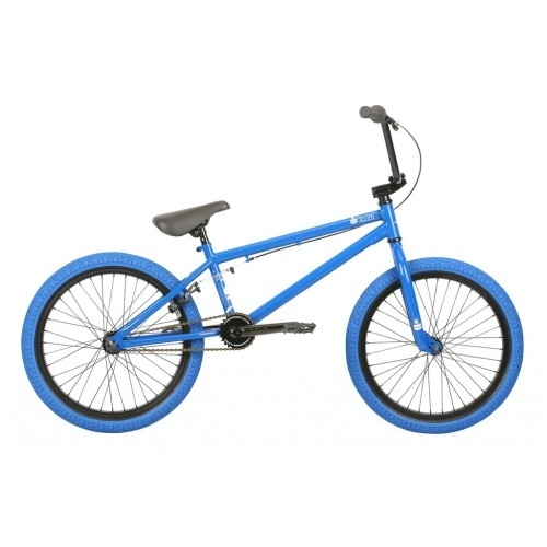 """Haro Leucadia 20"""" 2019 - Gloss Blue Δαλαβίκας bikes"""