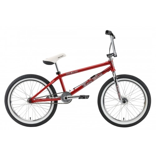 """Haro BMX Dave Mirra Tribute 20"""" 2018 - Candy red"""