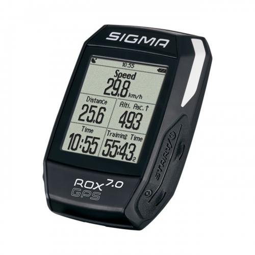 Sigma Rox 7 Παλμογράφος κοντέρ ποδηλάτου