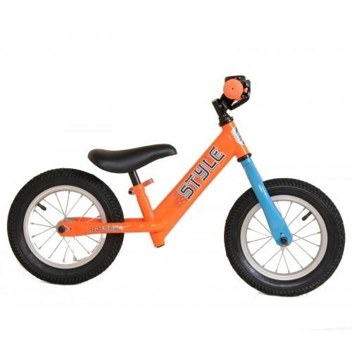 Ποδήλατο παιδικό Ισορροπίας Style - Push Bike πορτοκαλί