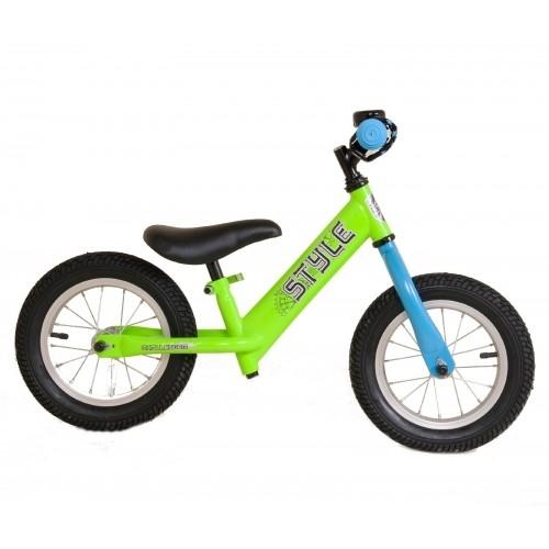Ποδήλατο παιδικό Ισορροπίας Style - Push Bike πράσινο