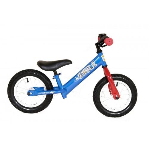 Ποδήλατο παιδικό Ισορροπίας Style - Push Bike μπλε