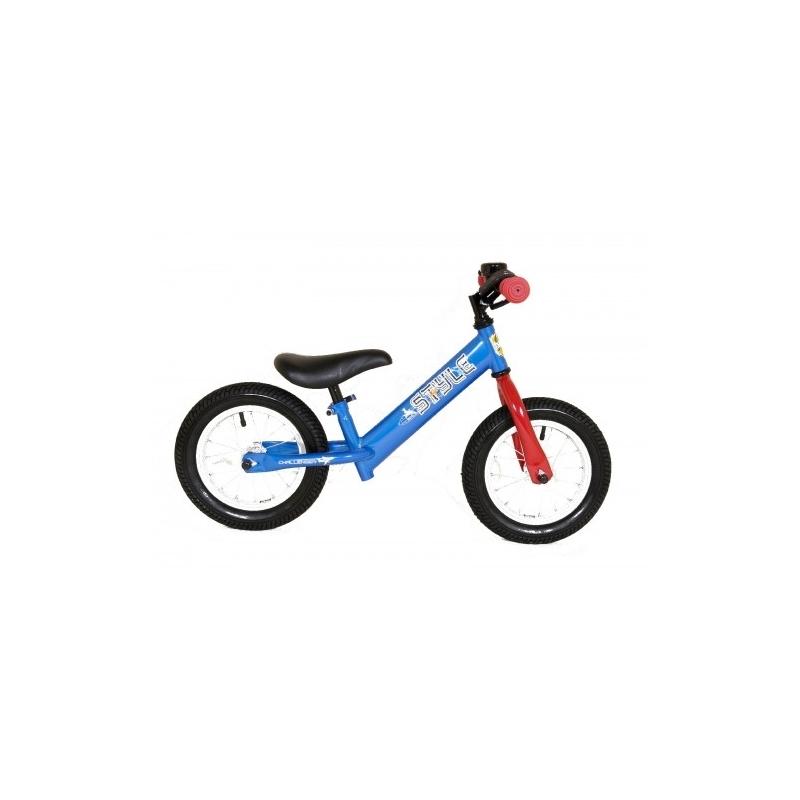 Ποδήλατο παιδικό Ισορροπίας Style - Push Bike πορτοκαλί 2019 Dalavikas bikes