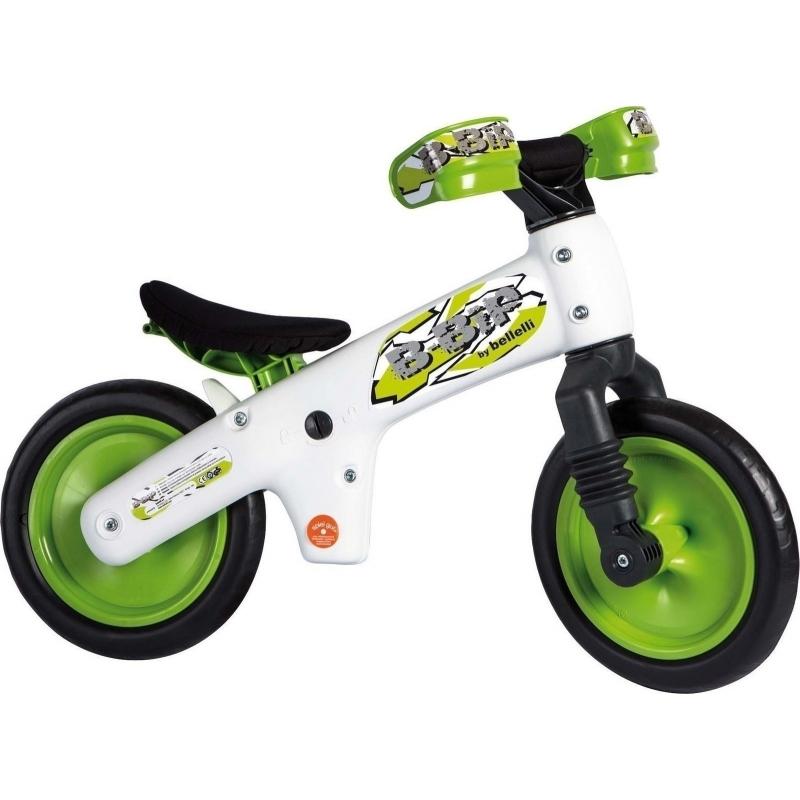 Παιδικό ποδήλατο ισορροπίας Bellelli πράσινο Dalavikas bikes