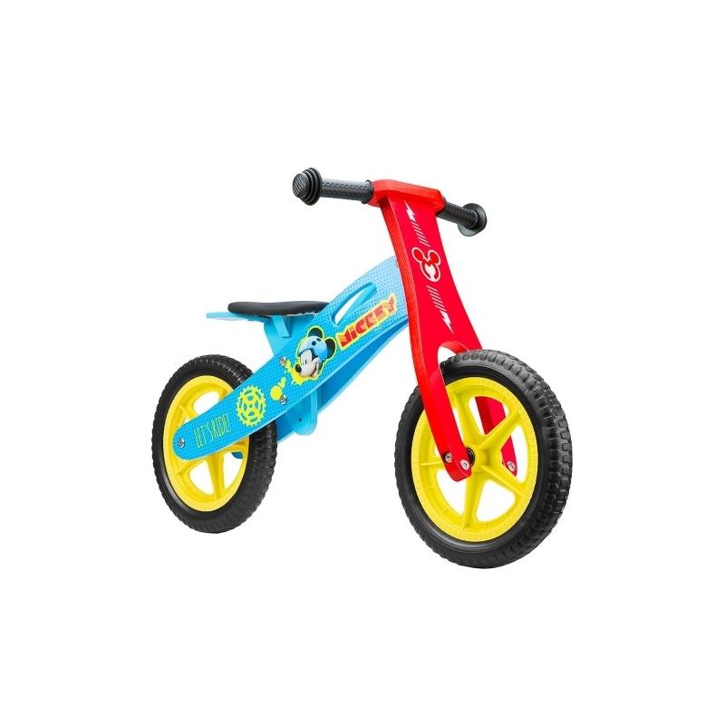 Ποδήλατο ισορροπίας Disney ξύλινο Mickey Dalavikas bikes