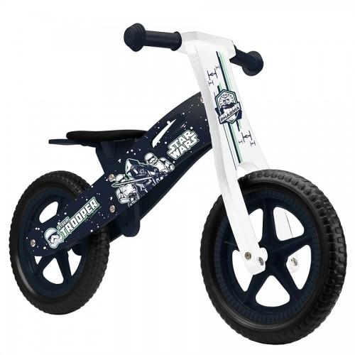 Ποδήλατο ισορροπίας Disney ξύλινο Ποδήλατο ισορροπίας Disney ξύλινο Star Wars Stormtrooper Δαλαβίκας bikes