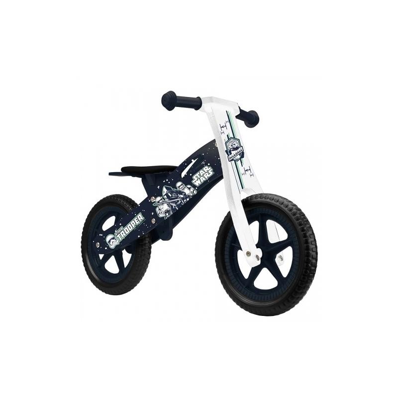 Ποδήλατο ισορροπίας Disney ξύλινο Ποδήλατο ισορροπίας Disney ξύλινο Star Wars Stormtrooper Dalavikas bikes