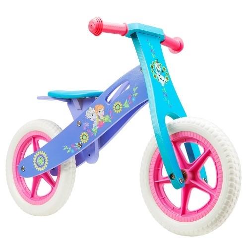 Ποδήλατο ισορροπίας Disney ξύλινο Frozen