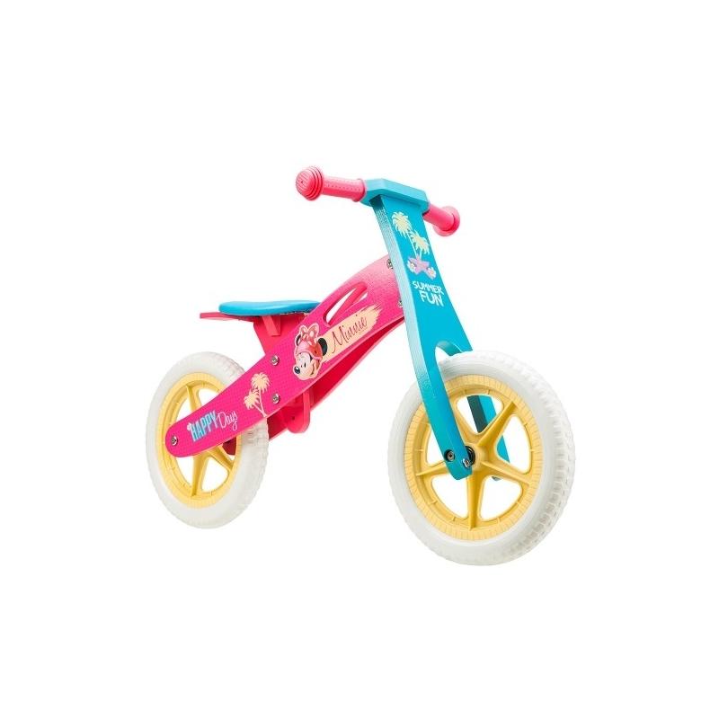 Ποδήλατο ισορροπίας Disney ξύλινο Minnie Dalavikas bikes