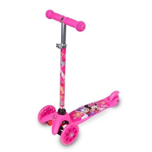 Παιδικό πατίνι (scooter) Disney minnie με 3 ρόδες Δαλαβίκας bikes