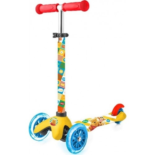 Παιδικό πατίνι (scooter) Disney Winnie με 3 ρόδες Δαλαβίκας bikes